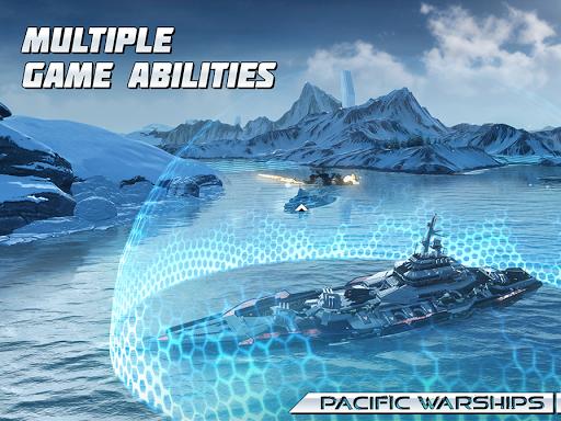 Pacific Warships: World of Naval PvP Warfare apktram screenshots 21