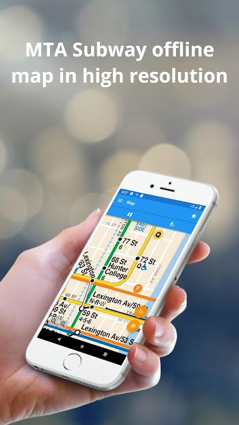 Android New York Subway Map.New York Subway Mta Map And Routes