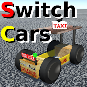 Switch Cars - Grayly and the Unmanned Taxi