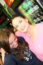 Photo: Liz and Cathie (Hofman) Rocklin