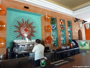 Photo: #016-Le bar Soluna du Club Med Cancún Yucatán.
