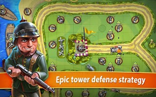 Screenshot of Toy Defense - TD Strategy