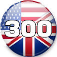 Learn Top 300 English Words apk