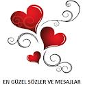 En Güzel Sözler  Aşk Mesajları icon