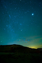 Photo: Rhyolite Nightlights #DV2011