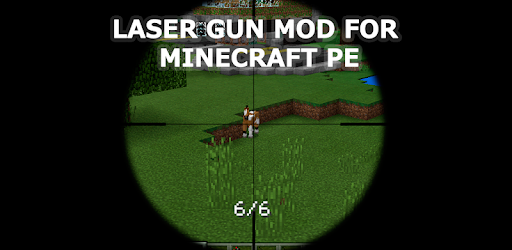 Laser gun mod for minecraft pe for PC