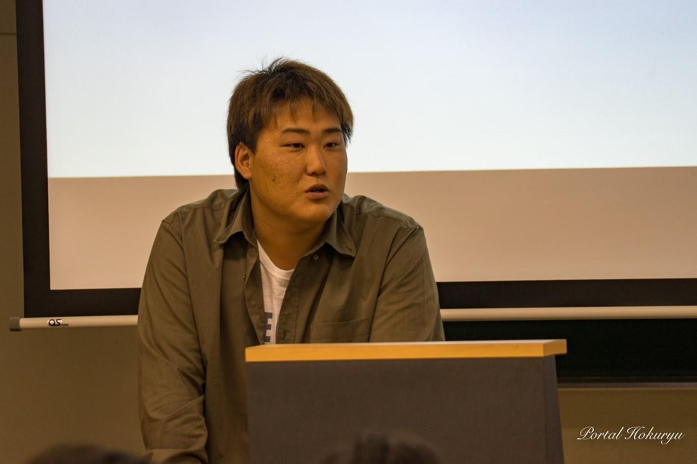 中山幸大郎さん