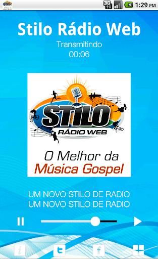 Stilo Rádio Web