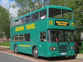 Photo: Not the Johnson's VR Running Day - 01/05/2010 C672LJR started the day off- this immaculate ex Northern General machine is now reregistered UJT366.
