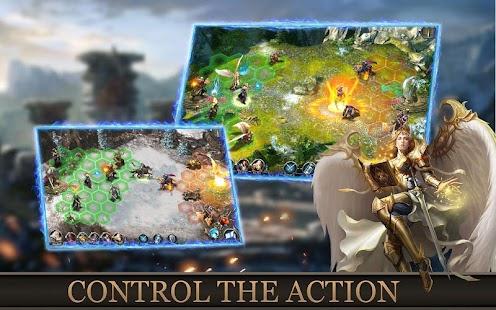 War and Magic Screenshot