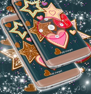 Screen Lock Christmas - náhled