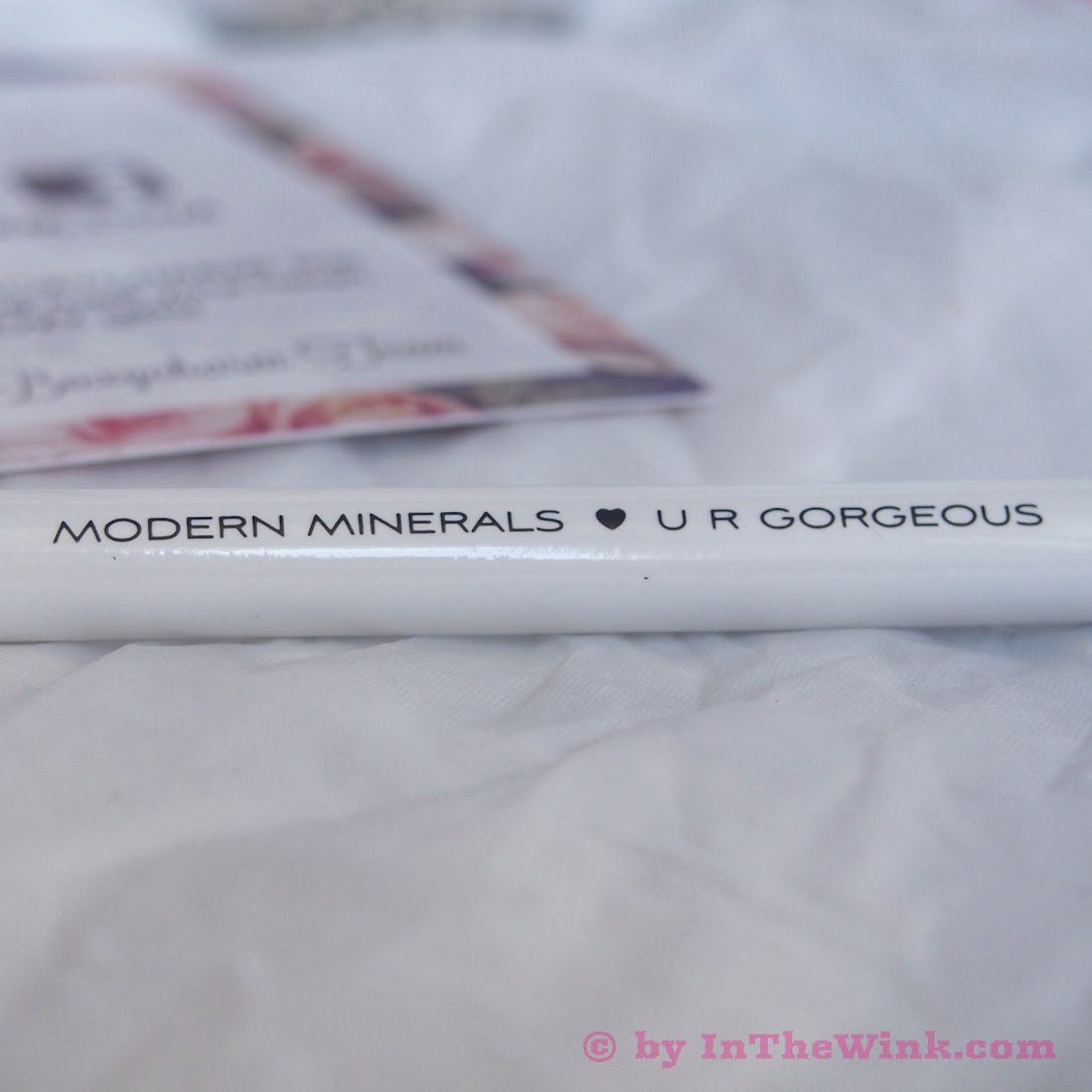 Modern Minerals Duo Fiber Mini Round Brush