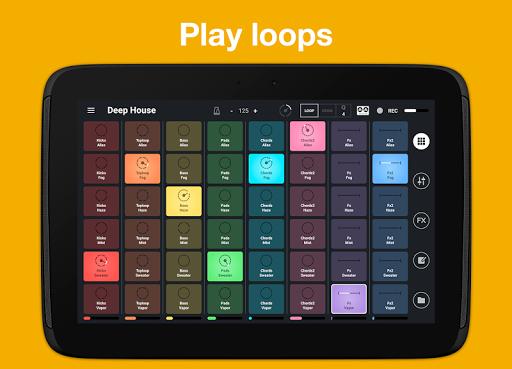 Remixlive - drum & play loops 3.3.5 screenshots 8