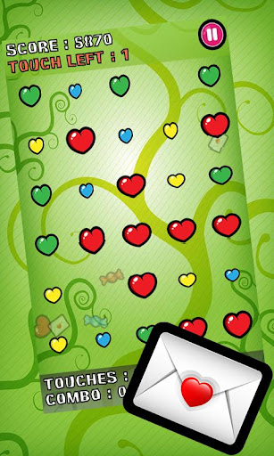 Bubble Blast Valentine  screenshot 1