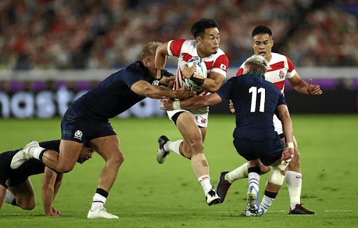Rugby World Cup: Japan will count on speed