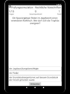 Download Jagdschein Trainer Brandenburg For PC Windows and Mac apk screenshot 11