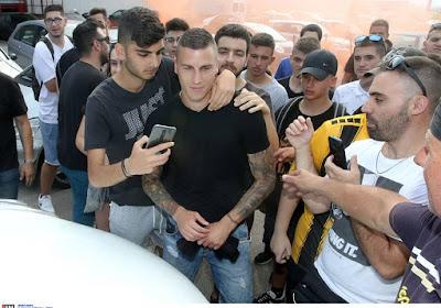 """Vranjes ferme la porte à un retour à Anderlecht : """"Je veux rester ici, je suis le meilleur défenseur de la compétition"""""""