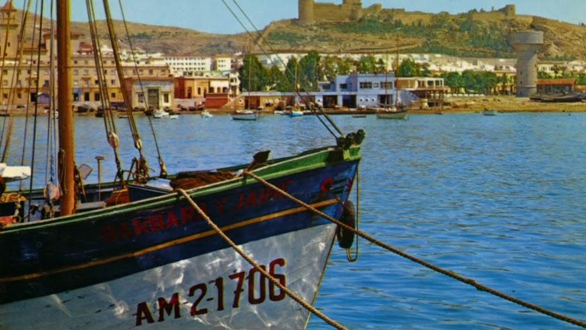 La historia que conmocionó al mundo del mar almeriense