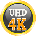 4K Video Player:UHD Player icon