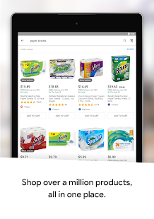Google Express - Shopping done fast- screenshot thumbnail