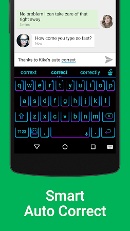Kika Emoji Keyboard - GIF Free 4.0.7 screenshot 24876