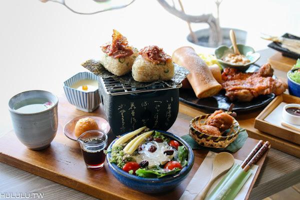 安平美食「樂禾田」人氣美食,美味超用心的手作早午餐/簡餐/美味下午茶。|安平|運河|聚餐|
