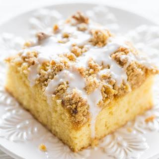 Buttery Crumb Coffee Cake