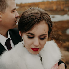 Wedding photographer Veronika Lebedeva (moulen). Photo of 03.10.2017