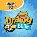 BIC Kids DrawyBook, drawings icon
