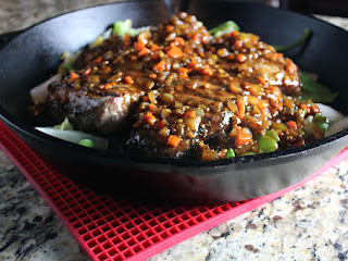 Sizzling Canton Steak (canton Restaurant Miami) Recipe