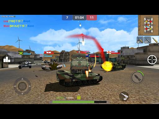 Armored War - Global PVP 2.0.38 screenshots 8