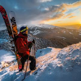 by Laky Kucej - Sports & Fitness Snow Sports (  )