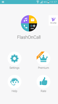 FlashOnCall (call and app)