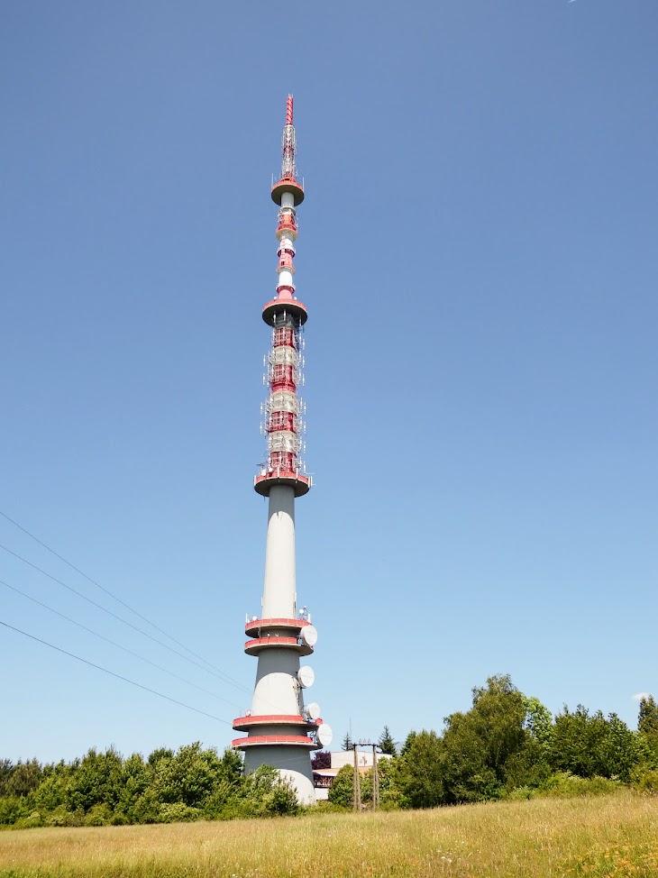 Nagykanizsa/Újudvar, Tukora - gerincadó állomás