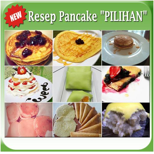 80 Resep Pancake