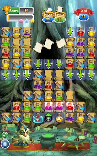Magic Blender - Magic Potions - Match 3 apktram screenshots 3