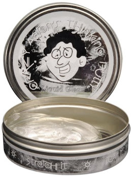 Crazy Aaron's Thinking Putty Clay - Liquid Glass