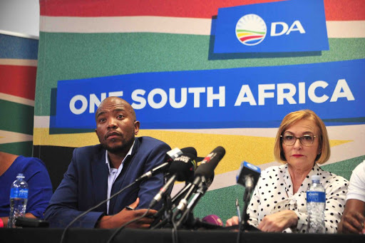 LETTER: Mmusi Maimane is best bet for DA