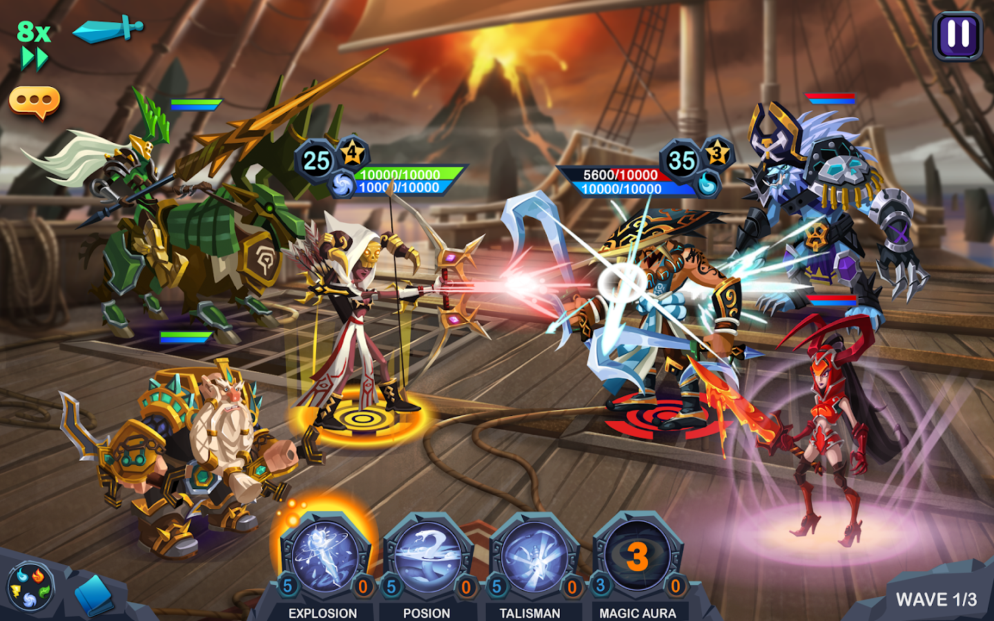 Age of Heroes: Conquest- screenshot