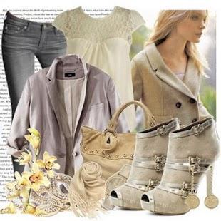 dámské zimní oblečení - náhled