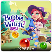 XPERIA™ Bubble Witch テーマ