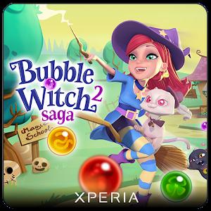XPERIA™ Bubble Witch 2 Theme
