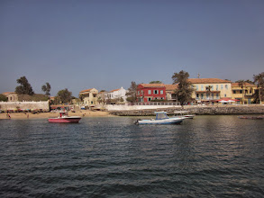 Photo: Gorée island