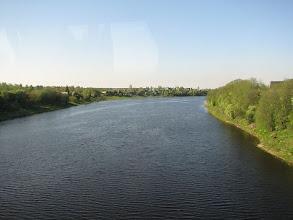 Photo: Река Сясь (вид с моста)
