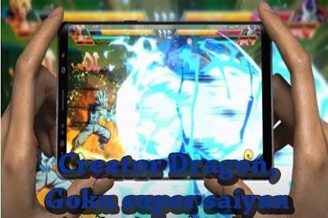 Goku Super Saiyan God vs Kefla - náhled