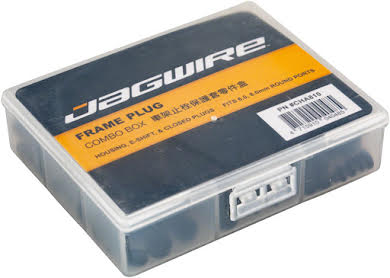 Jagwire Frame Plug Combo Box for Housing, Di2, and Closed-Type alternate image 1