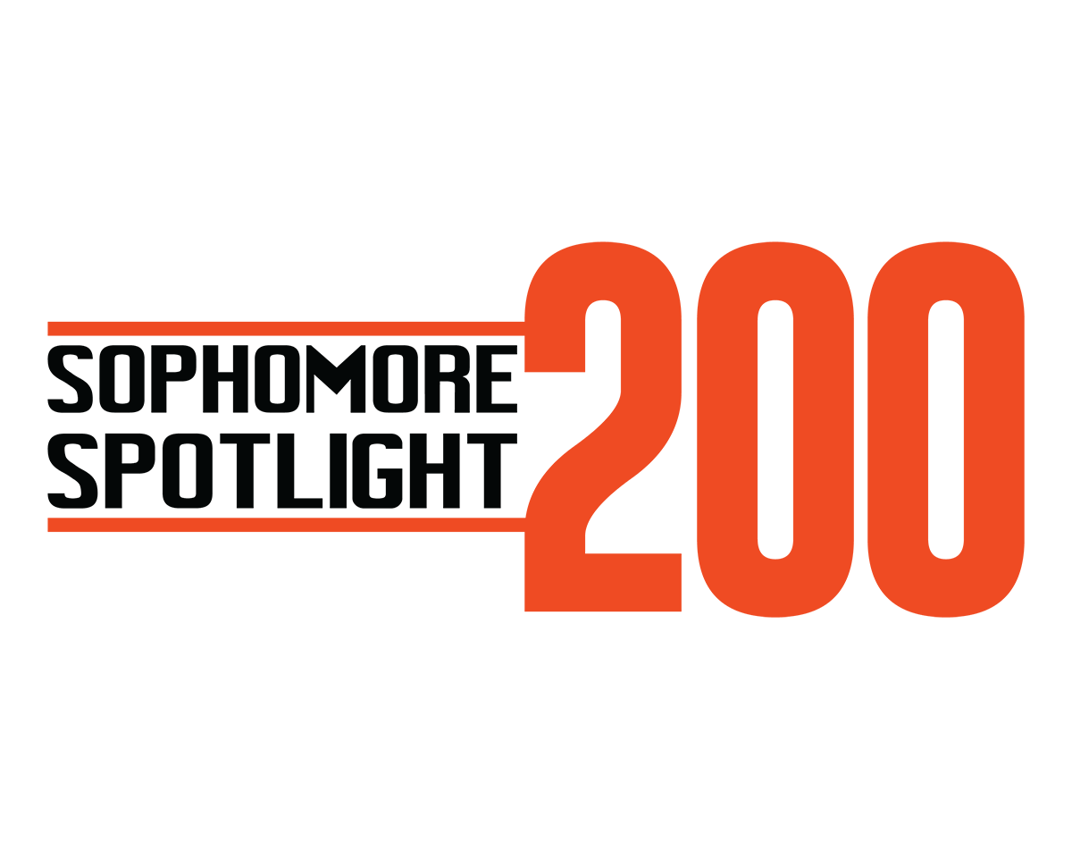 sophomore spotlight 200 featured