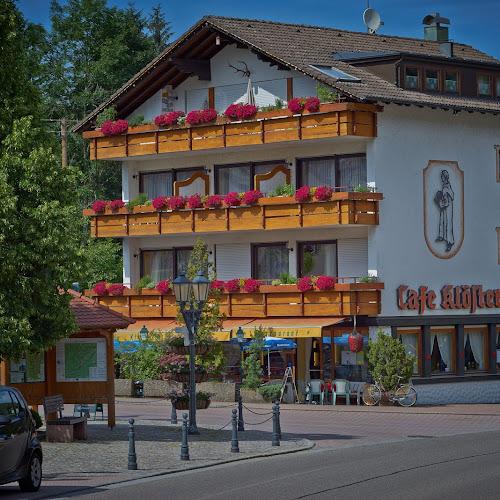 Cafs im Schwarzwald  Nrdlicher Schwarzwald