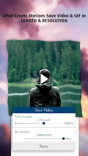 Live Photo In Motion : Live Effect 1.2 Mod APK (Unlock All) 3