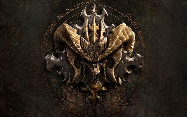 Diablo3 Themes & New Tab
